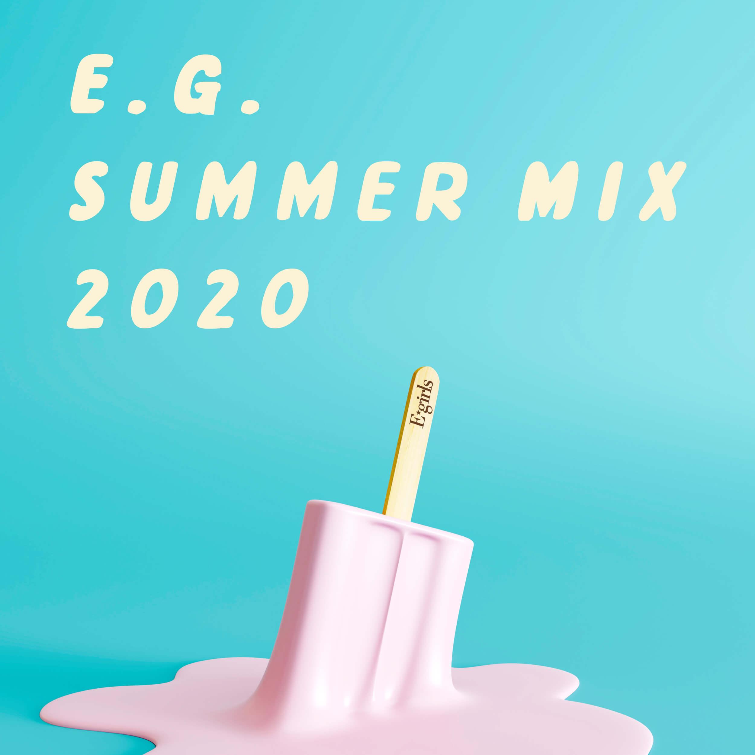 E.G. SUMMER MIX 2020